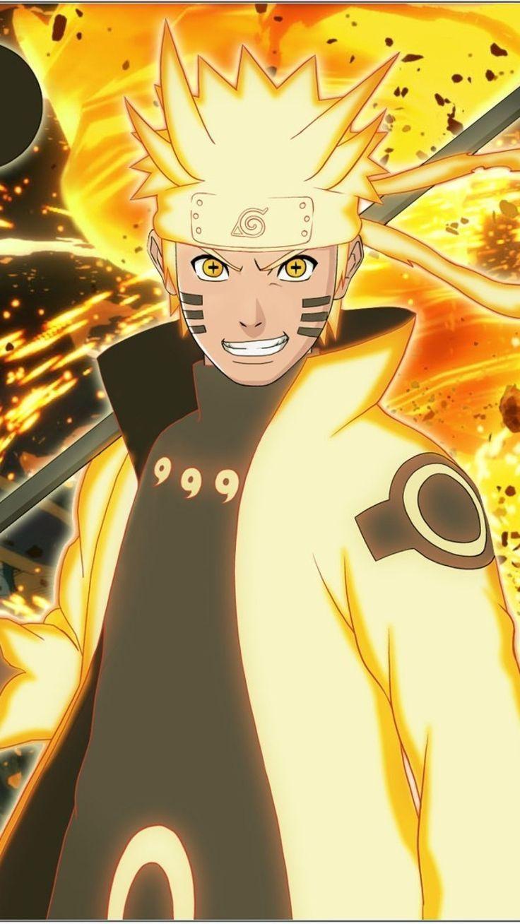 Naruto este é o melhor ninja da atualidade, com certeza