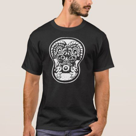 Earth Mother Azteca with Bunnies T-Shirt - click/tap to personalize and buy