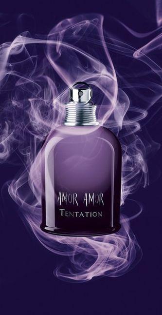 Amor Amor Tentation Cacharel perfume - a fragrance for women 2008