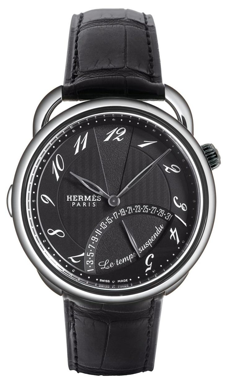 Hermès Arceau Le Temps Suspendu Black