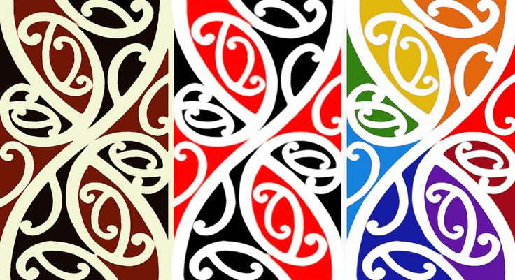 maori patterns and designs - Google Search
