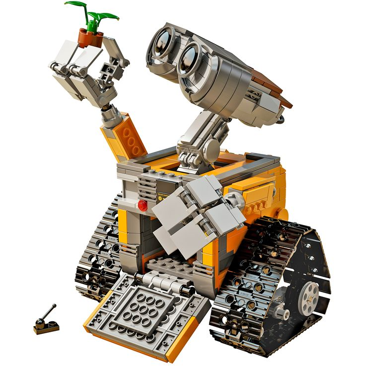 Lego Has Finally Officially Revealed Its New WALL•E Set
