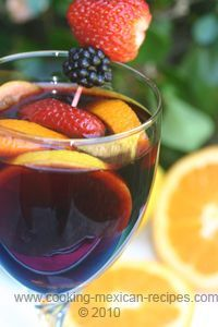 So You Want To Learn How To Make Sangria?