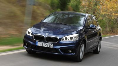 BMW 216d Active Tourer by drive.gr