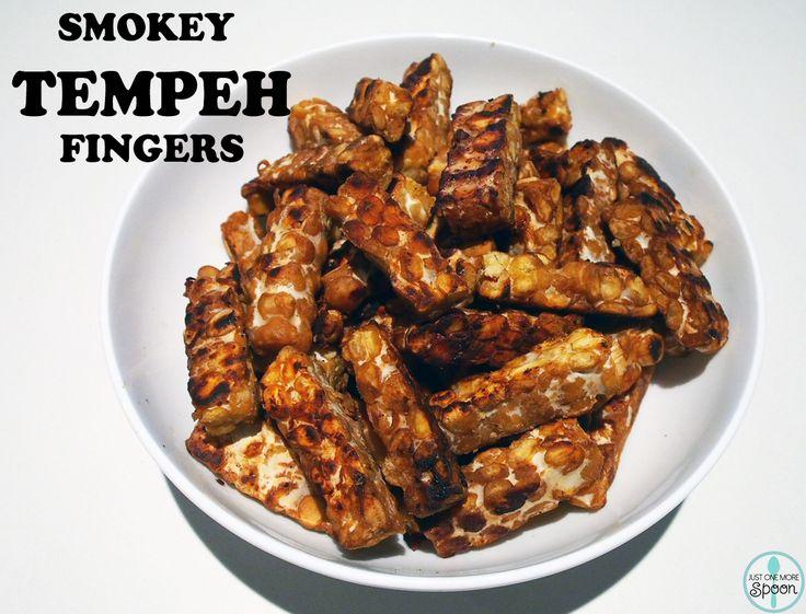 Smokey Tempeh Fingers!