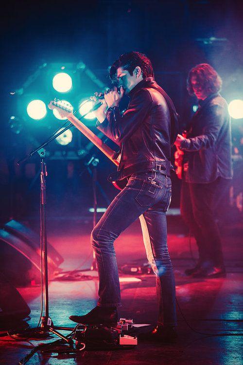 Alex Turner- Arctic Monkeys.