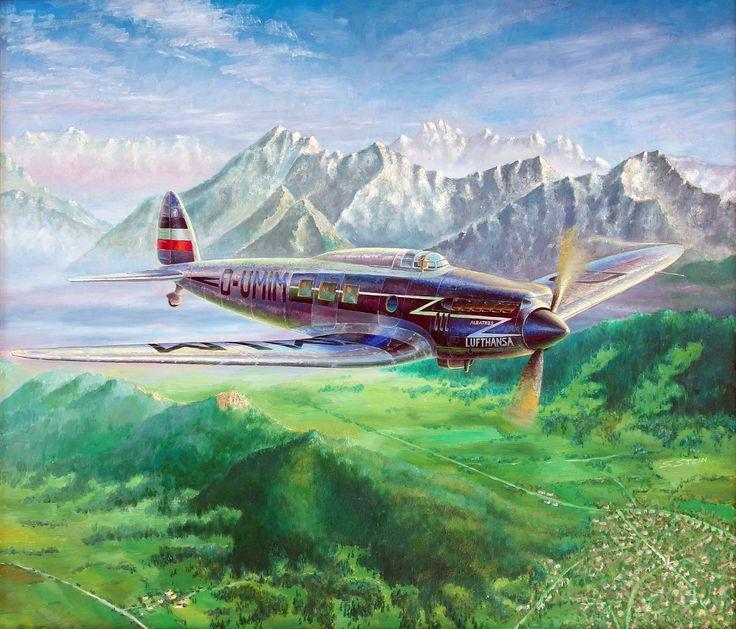 Heinkel He70 G-1