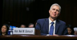 Neil Gorsuch Confirmed by Senate as Supreme Court docket Justice