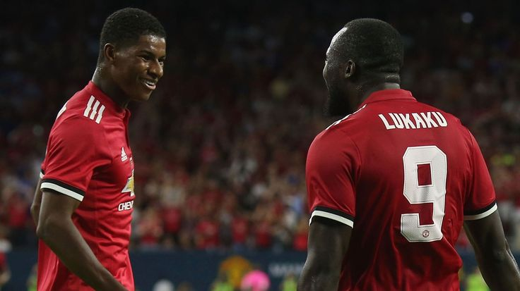 Can Rashford and Lukaku be a successful strike force?