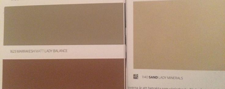 1140 sand lady minerals på väggar (höger bild) 1623 (?) Marrakesh snickerifärg socklar sovrum.