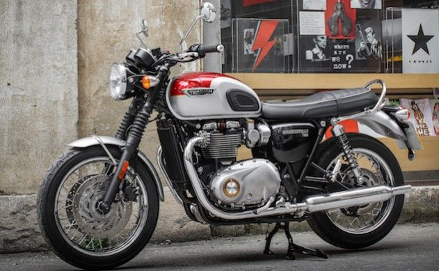 2016 Triumph Bonneville T120 First Ride Review