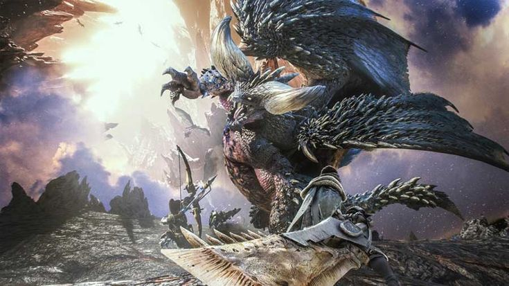 🎮 Everything about this game is pretty amazing. 😂😂 Monster Hunter: World sold 5 million copies in just three days!! Capcom plans on maintaining their success with post-release content also. 😎  Check out Aaron's article to see what the future of this game holds! You can find it at virtualhaven.org.  #videogame #videogames #game #games #gamers #gaming #gamergirl #gamerguy #gamestagram #instagaming #follow #like #ps4 #playstation #xbox #xboxone #pc #pcgamer #pcgaming #pcgamers…