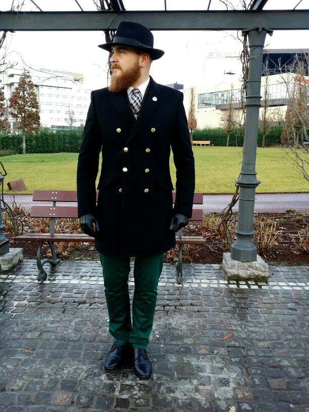 #beard #ootdmen #gentleman #style