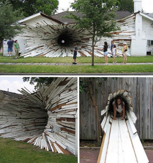 34 Examples of Installation Art That Don't Suck.