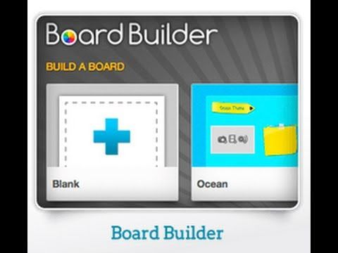 Discovery Education Teacher Board Builder Directions - YouTube