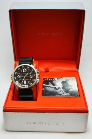 4000HRK: Hamilton GMT Poseidon Limited Edition (2004 komada) Hamilton GMT Poseidon Limited Edition (2004 komada)