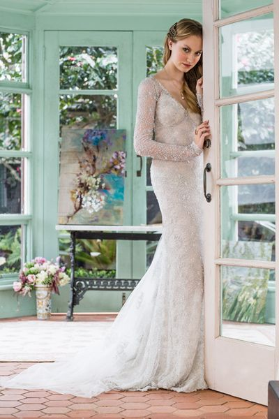 Galia Lahav Haute Couture 'Jennifer' gown from Brides by Francesca
