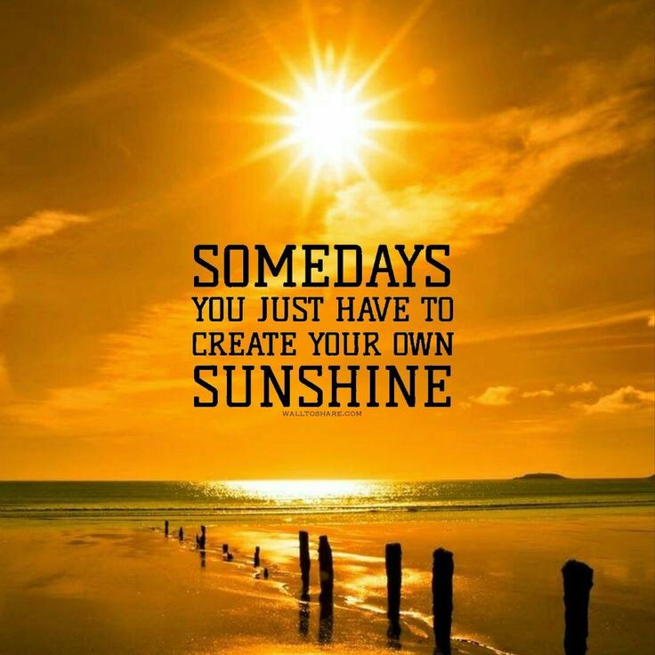 quotes about sunshine - photo #49