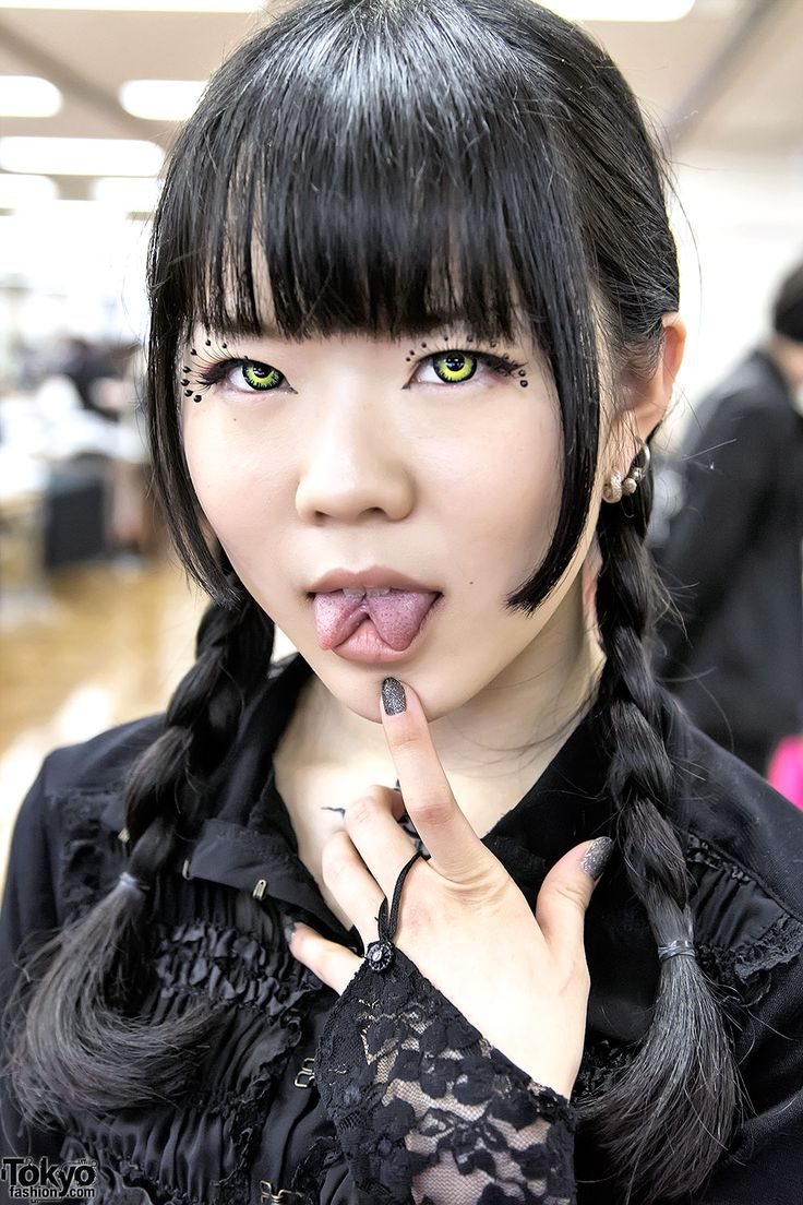 Related pictures split tongue jpg pictures to pin on pinterest - Artism Market Tokyo 53
