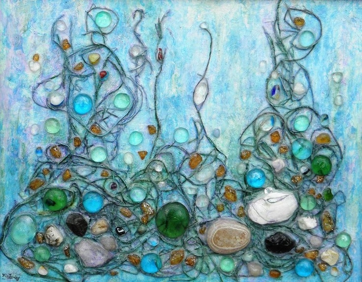 Under the sea texture diy dreaming pinterest