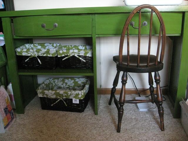 home office closet ideas. home office in a closet idea love the matching lined baskets ideas u