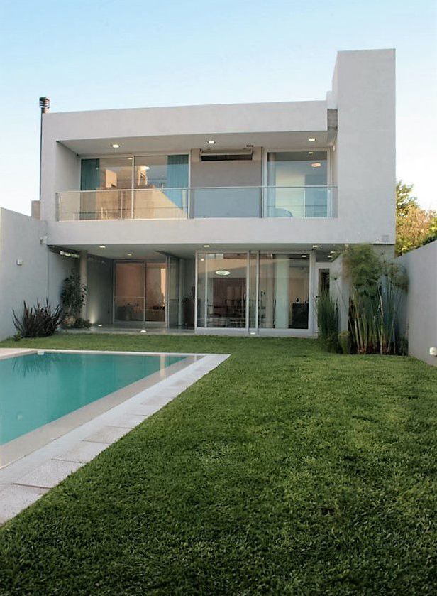 19 Best of Minimalist Houses Design Ideas   Casas de luxo, Casa ...