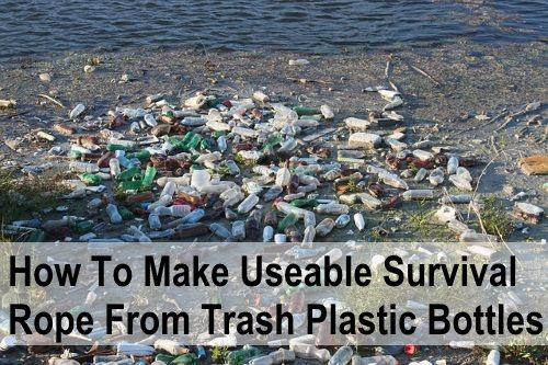 The sad fact is that it seems that no matter where I go in the wilderness, be it the woods, mountains, rivers, lakes or the sea, there are always empty discarded plastic bottles. There are especially abundant around rivers, lakes and the ocean, as they…