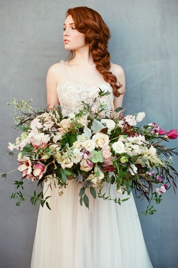 Stephanie Williams – This Modern Romance | Gorgeous bouquet http://boards.styleunveiled.com/pin/614b785e10cceb93fb854958a5f93d1f