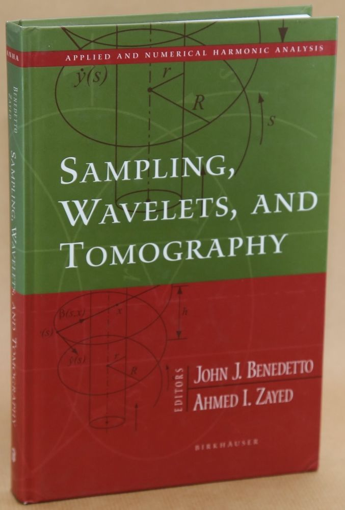 Sampling, Wavelets and Tomography - Benedetto - 2004
