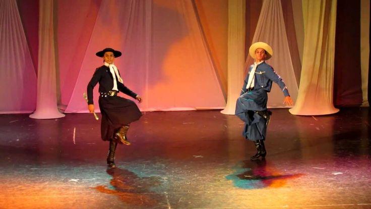 Gala 2012 Academia Mahaila ~ Desafío de Malambo (folclore argentino)