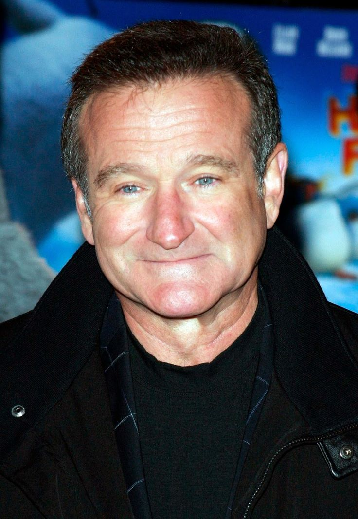 The Baking Bookworm: Robin Williams ... a sad post.  My personal tribute to one of my favourite comedians.