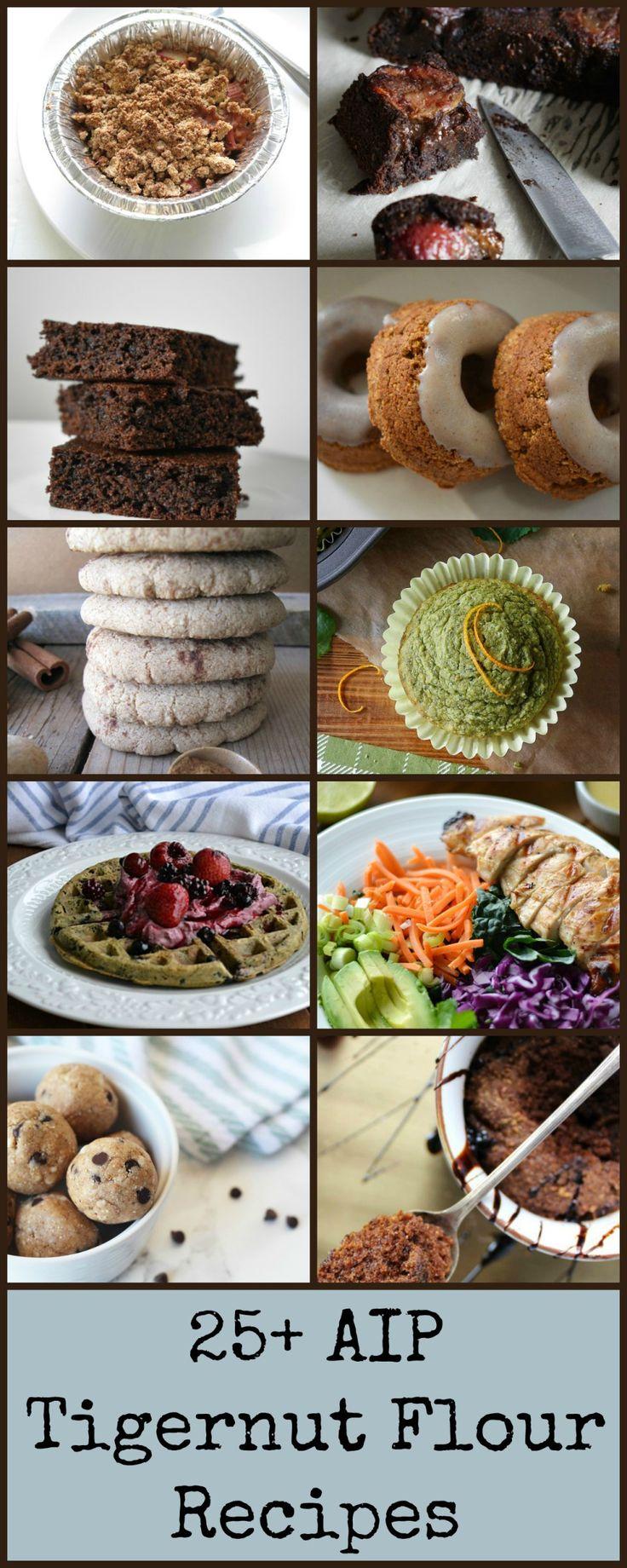 Tigernut Flour: 25+ Favorite AIP Recipes