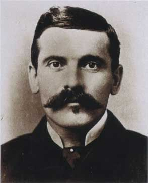Before his Tombstone infamy, Doc Holliday had a dental practice in Dallas TX. Diagnosed with TB and a short lifespan, Holiday headed to Texas and Wild West fame.