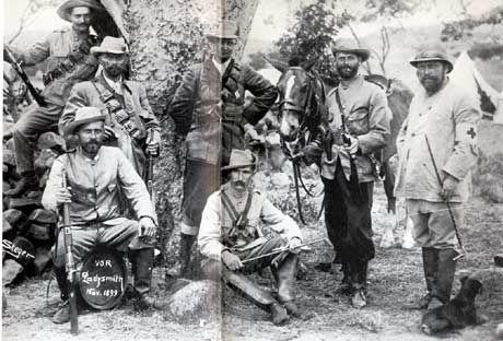 Boer War, Great Trek, etc | Chessalee