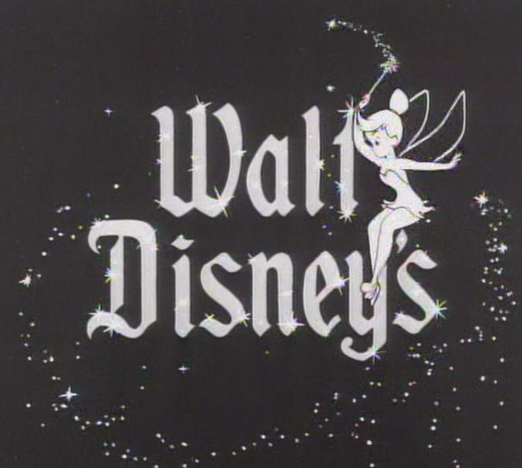 Vintage Walt Disney sign. THIS is what Tink looks like!