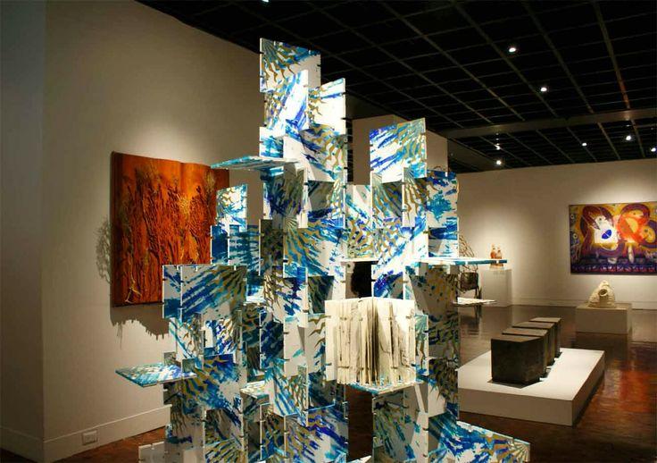 Bienal ArteSano entre Artistas 3.0 en el MAP | Caminando por la Ciudad