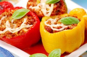 Фаршированные перцы в мультиварке - рецепты с фото. Как приготовить болгарский перец с начинкой пошагово