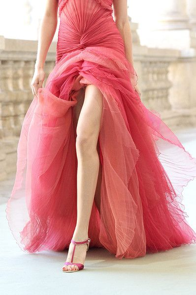 Luisa Beccaria Spring 2012Wedding Inspiration, Pink Wedding, Fashion Weeks, Wedding Dressses, Pink Dresses, Luisa Beccaria, Beccaria Spring, Gowns, Spring 2012