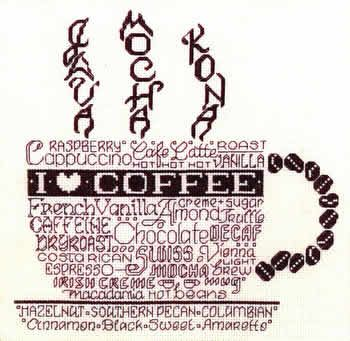 I ♥ Coffee ~ in every variety :)