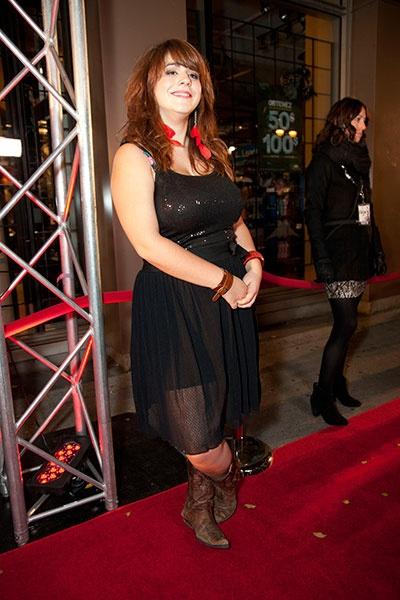 #ADISQ2012: Lisa Leblanc - En spectacle à la Maison de la Culture de Ste-Anne-des-Monts mardi 22 octobre à 20h. Billetterie: 763-3808