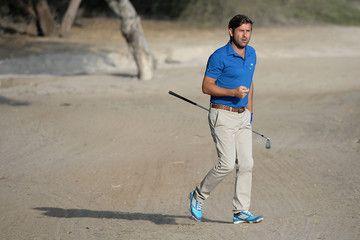 Robert Rock Omega Dubai Desert Classic: Day 2 www.residentialgolflessons.com