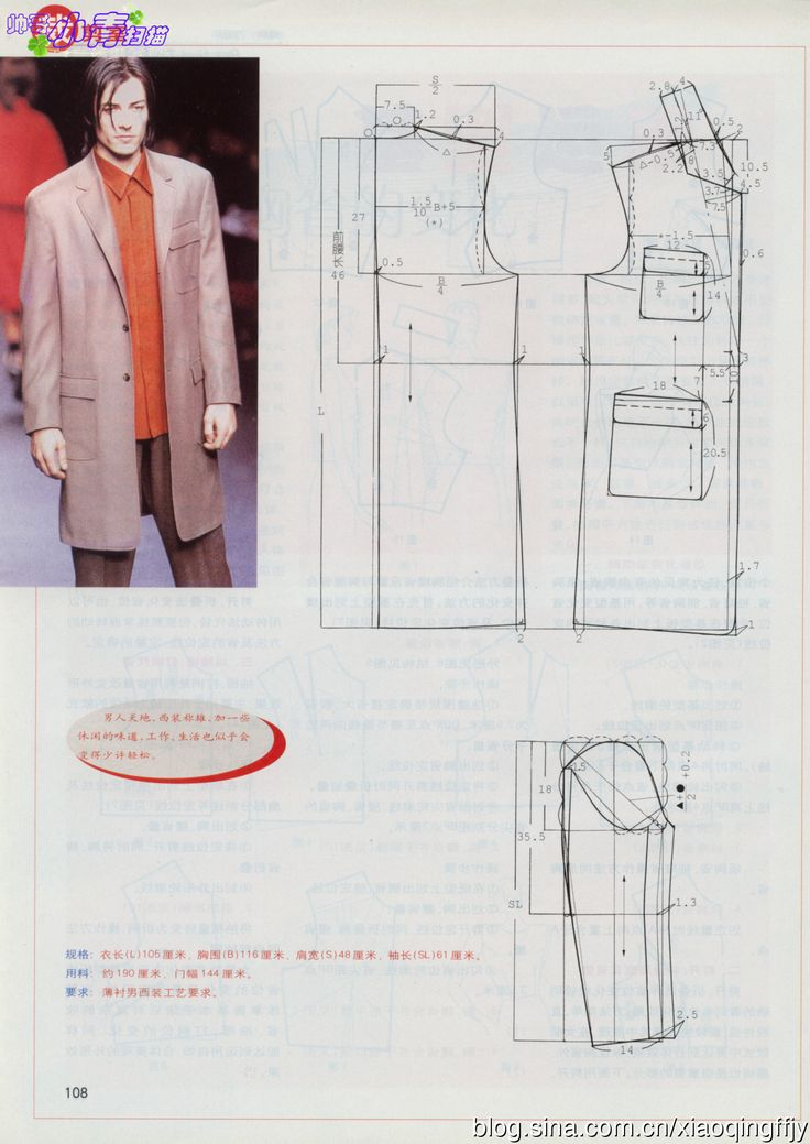 Lengthen it and it can be used for Sherlock or Doctor Who costumes.