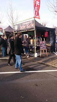 Streetfood Markt in Kassel DEZ // organisiert von fremd.essen // Dim Sum // #fremdessen #streetfood #market #foodporn #leckeressen #japanisch #asiatisch