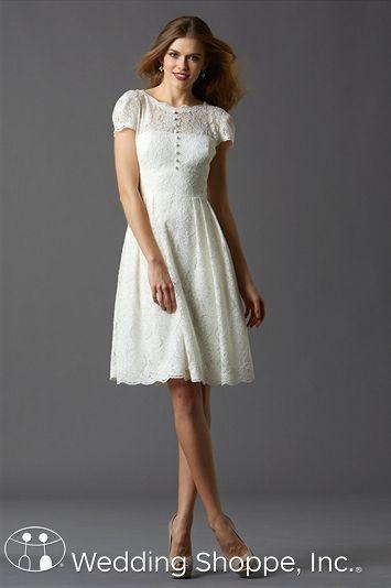 Wedding shoppee Encore by Watters Bridal Gown Ash / 4257E