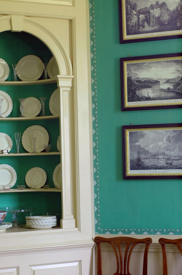 128 Best Images About 18th Century American Homes Interiors On Pinterest