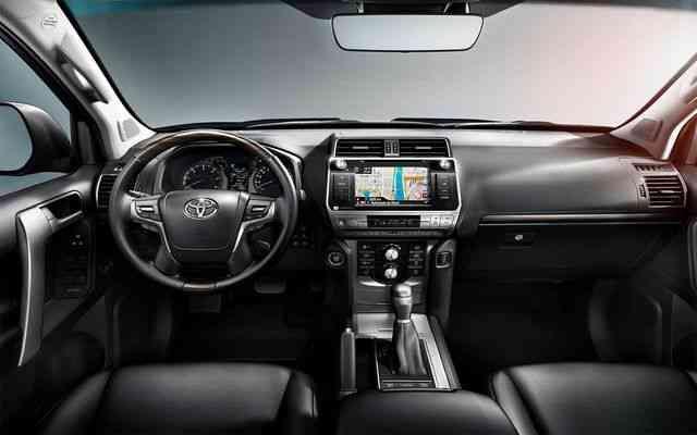 Toyota Land Cruiser Prado 2019 apresentado em Frankfurt: Fotos, Preço, Ficha Técnica e Versões
