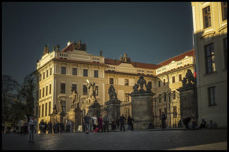 Prague castle - Prague,Czech Republic
