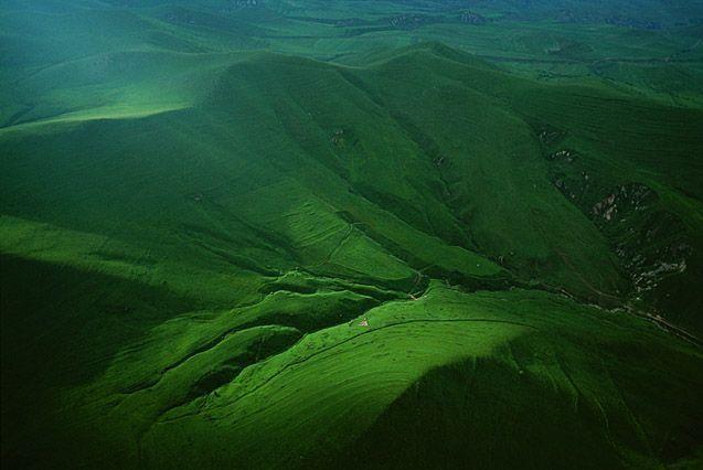 Valley in Syunik province, Armenia