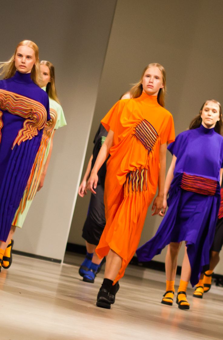 Fashion Photo by Sampo Axelsson, Just Pleat It, Hanna Freese, Graduation Collection 2014, Borås