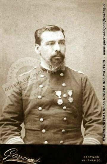 Ingresó al ejército chileno el 25 de octubre de 1878 como soldado en el Regimiento 4° de Linea.  Ascendiendo rápidamente a cabo 2° (el 25 de febrero), cabo 1° (el 19 de marzo) Sargento 2° (11 de abril) y Sargento 1° (04 de mayo de 1879), estuvo presente en los bombardeos de Antofagasta por parte del Huáscar (26 de mayo y 28 de agosto del mismo año).      Tomado del blog de Jonatan Saona http://gdp1879.blogspot.com/2011/04/emilio-aninat.html#ixzz4jXwoOlue